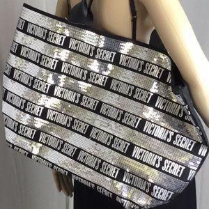 Victoria Secret NWT Sequin Bag
